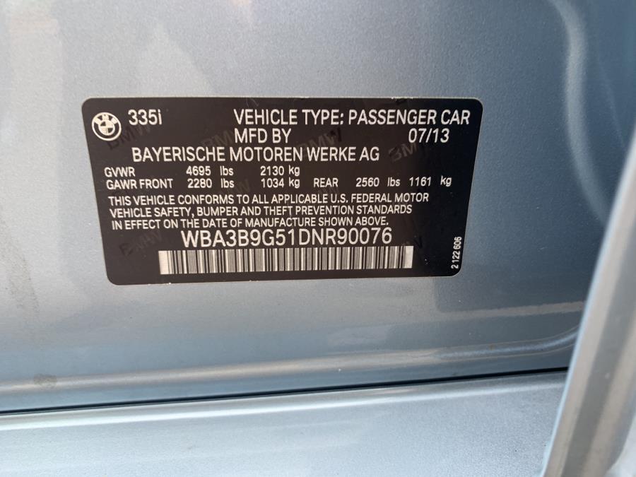 Used BMW 3 Series 4dr Sdn 335i xDrive AWD South Africa 2013   Sylhet Motors Inc.. Jamaica, New York