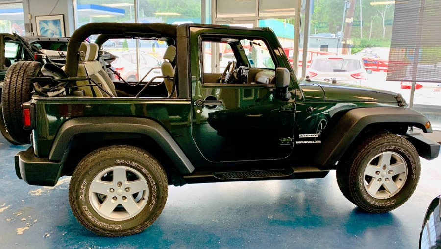 Used 2010 Jeep Wrangler in Manchester, New Hampshire | Second Street Auto Sales Inc. Manchester, New Hampshire