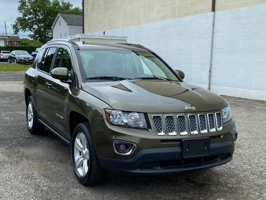 Used Jeep Compass 4WD 4dr High Altitude Edition 2015   CT Auto. Bridgeport, Connecticut