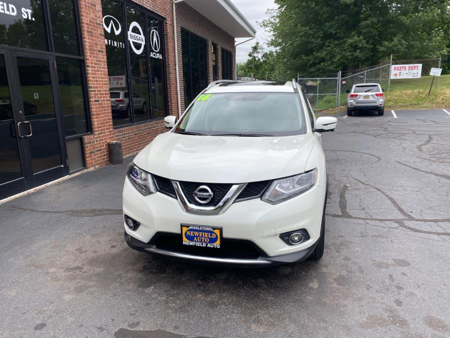 Used 2016 Nissan Rogue in Middletown, Connecticut | Newfield Auto Sales. Middletown, Connecticut