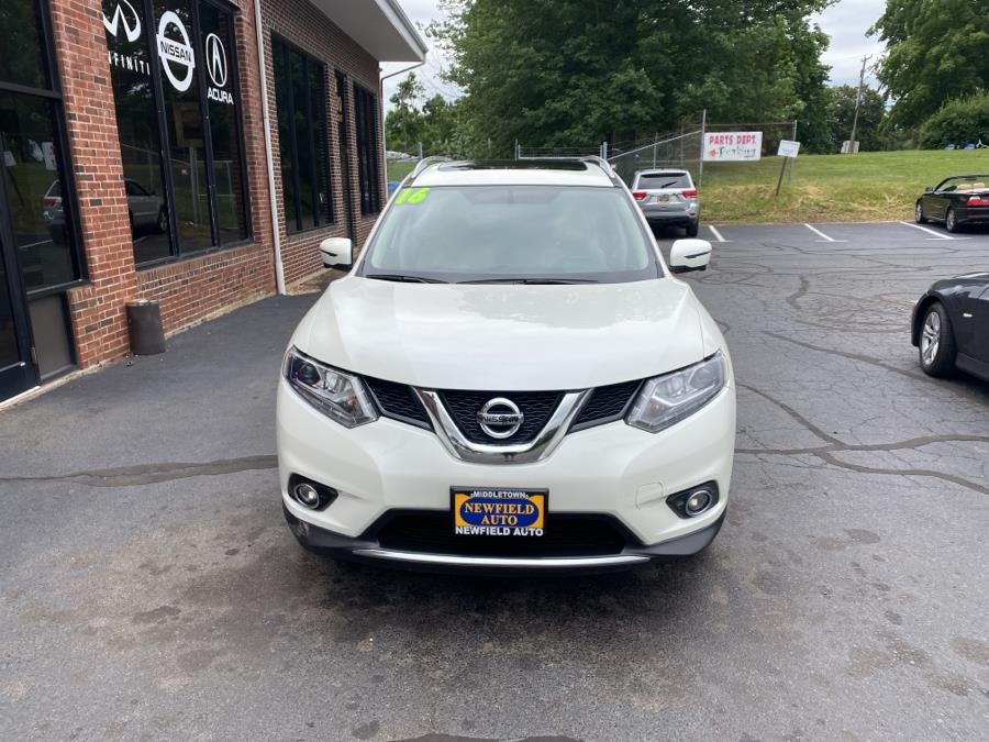 Used Nissan Rogue AWD 4dr SV 2016   Newfield Auto Sales. Middletown, Connecticut