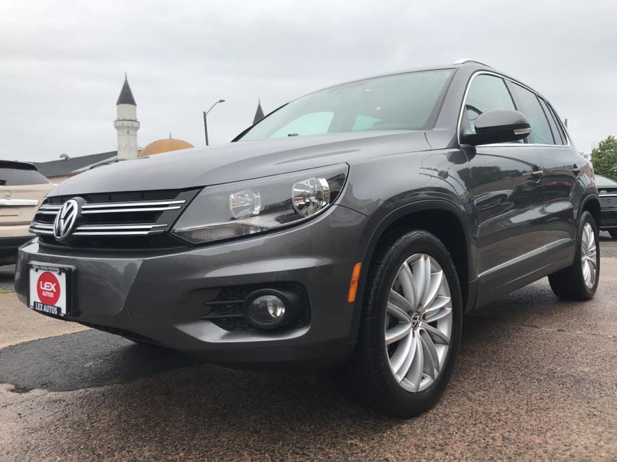 Used 2012 Volkswagen Tiguan in Hartford, Connecticut | Lex Autos LLC. Hartford, Connecticut