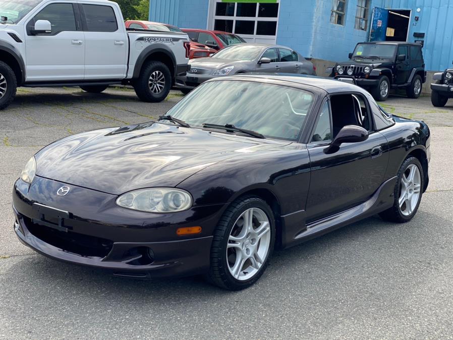 Used 2004 Mazda MX-5 Miata in Ashland , Massachusetts   New Beginning Auto Service Inc . Ashland , Massachusetts