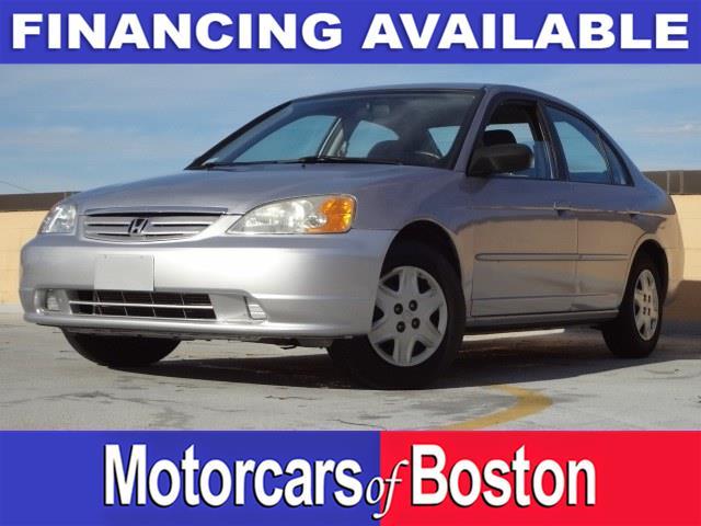 Used 2003 Honda Civic in Newton, Massachusetts | Motorcars of Boston. Newton, Massachusetts