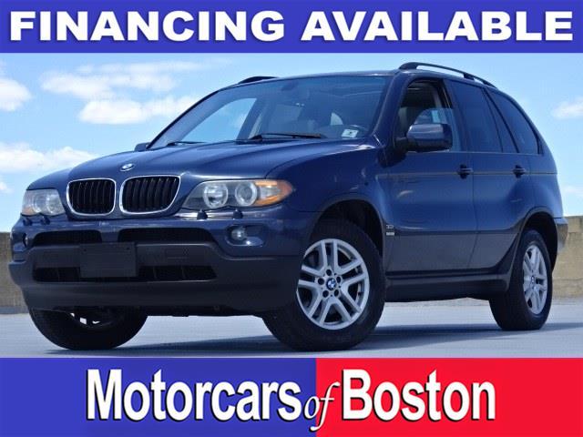 Used 2006 BMW X5 in Newton, Massachusetts | Motorcars of Boston. Newton, Massachusetts
