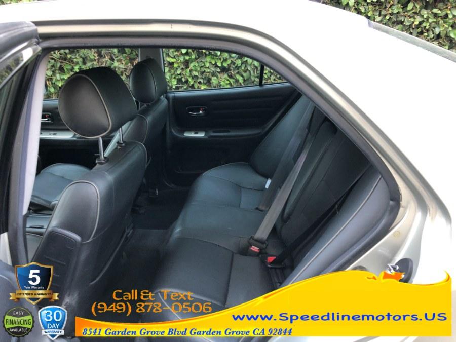 Used Lexus IS 300 4dr Sdn Auto Trans 2004 | Speedline Motors. Garden Grove, California