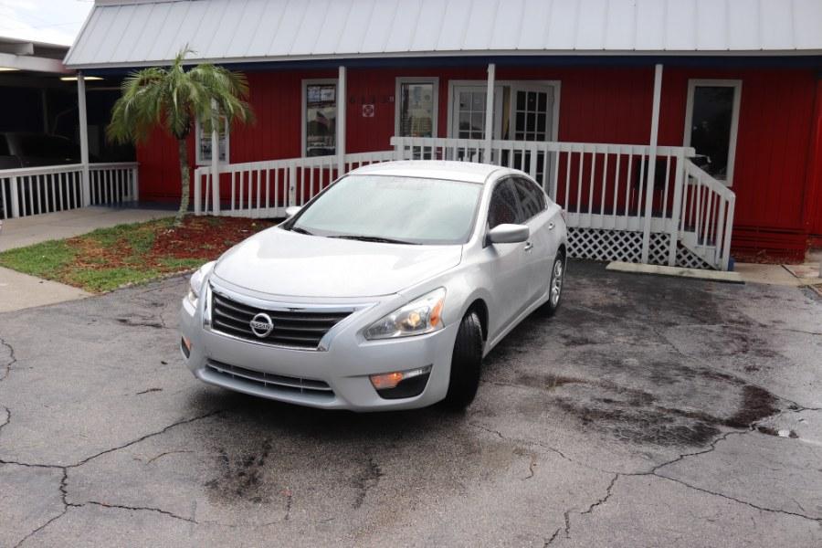 Used 2015 Nissan Altima in Winter Park, Florida | Rahib Motors. Winter Park, Florida