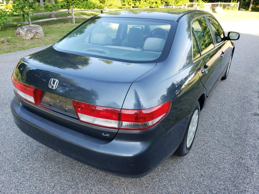 Used Honda Accord Sdn LX Auto 2003   ODA Auto Precision LLC. Auburn, New Hampshire