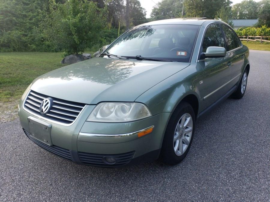 Used 2004 Volkswagen Passat Sedan in Auburn, New Hampshire | ODA Auto Precision LLC. Auburn, New Hampshire