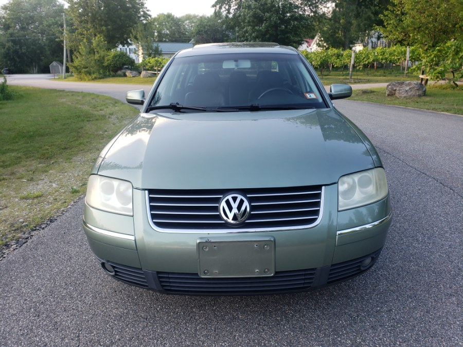 Used Volkswagen Passat Sedan 4dr Sdn GLS Manual 2004 | ODA Auto Precision LLC. Auburn, New Hampshire
