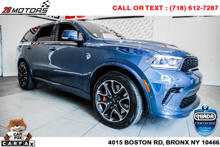 Used Dodge Durango SRT Hellcat AWD 2021 | 26 Motors Corp. Bronx, New York
