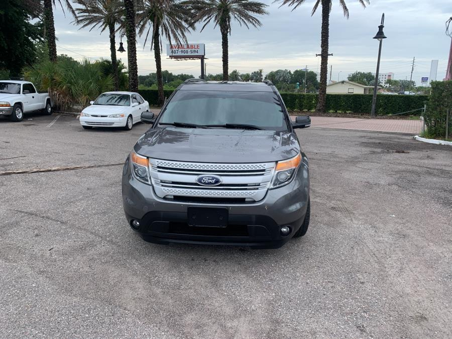 Used Ford Explorer FWD 4dr XLT 2014   Central florida Auto Trader. Kissimmee, Florida