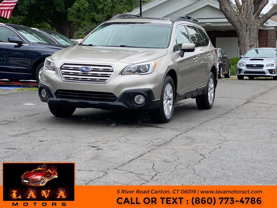 Used 2015 Subaru Outback in Canton, Connecticut | Lava Motors. Canton, Connecticut