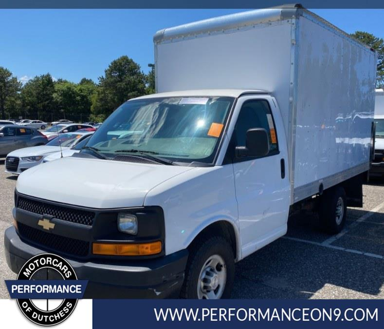 Used 2016 Chevrolet Express Commercial Cutaway in Wappingers Falls, New York | Performance Motorcars Inc. Wappingers Falls, New York
