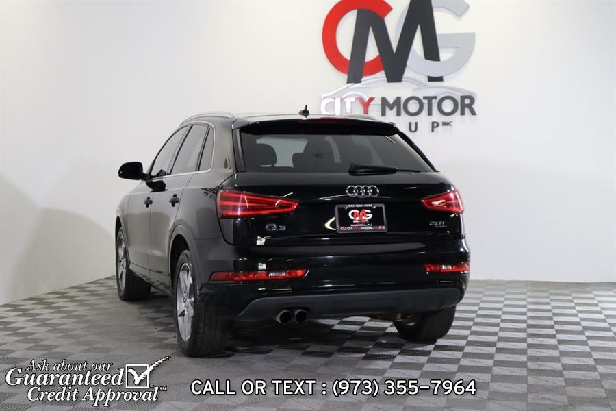 Used Audi Q3 2.0T Premium Plus 2015 | City Motor Group Inc.. Haskell, New Jersey