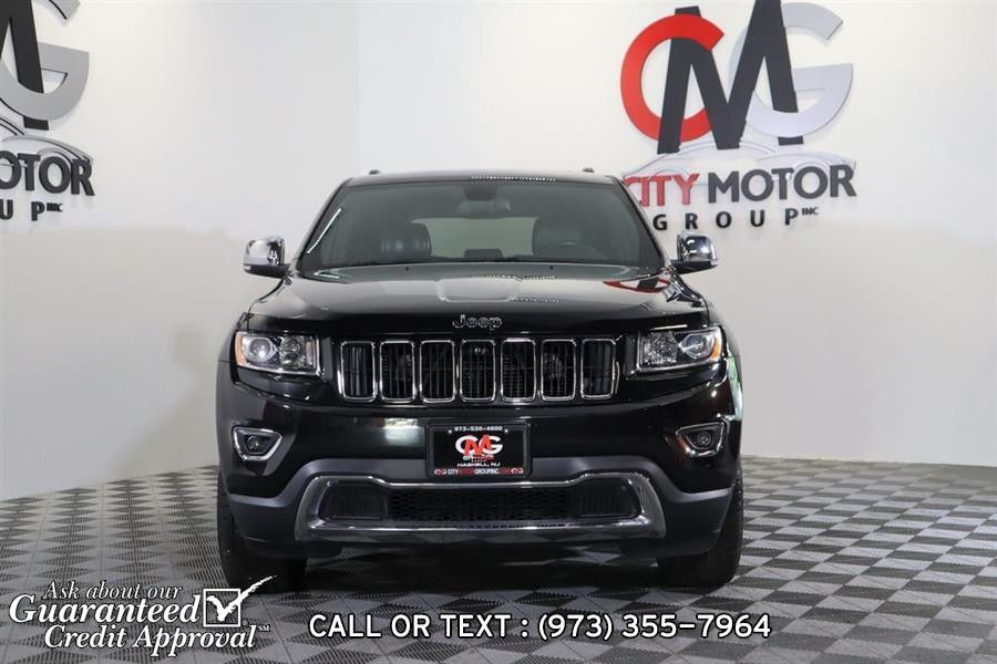 Used Jeep Grand Cherokee Limited 2015 | City Motor Group Inc.. Haskell, New Jersey