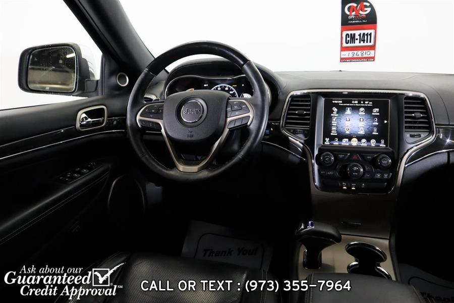 Used Jeep Grand Cherokee Overland 2015   City Motor Group Inc.. Haskell, New Jersey