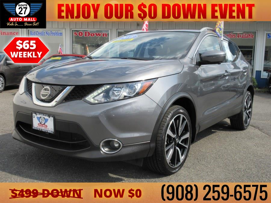 Used 2018 Nissan Rogue Sport in Linden, New Jersey | Route 27 Auto Mall. Linden, New Jersey