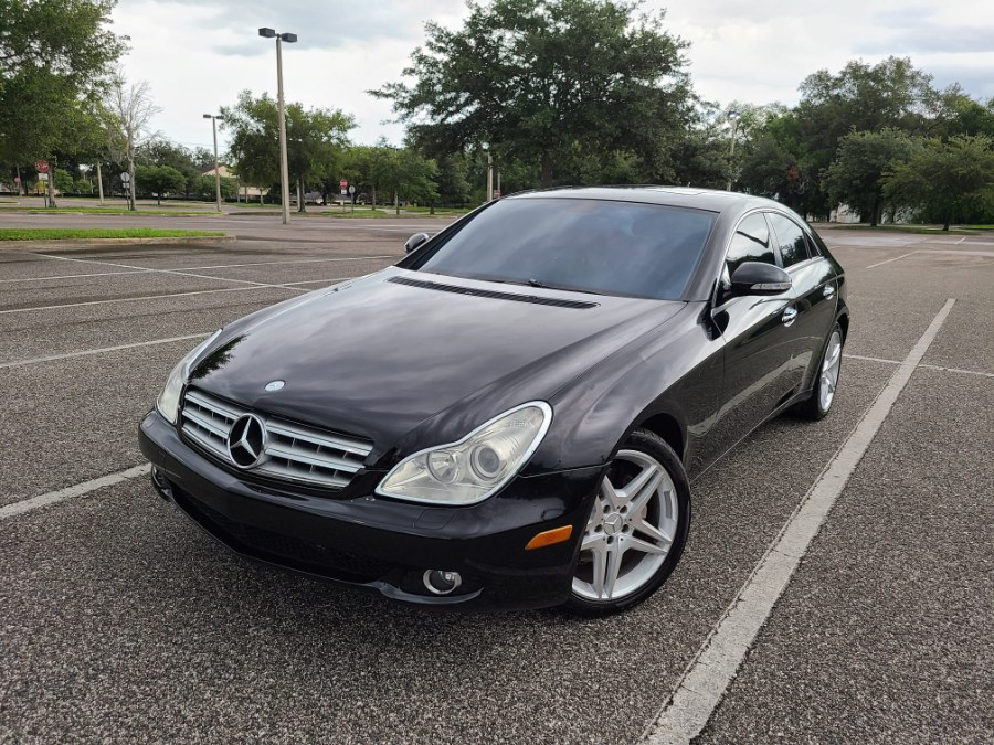 Used 2007 Mercedes-Benz CLS-Class in Longwood, Florida | Majestic Autos Inc.. Longwood, Florida