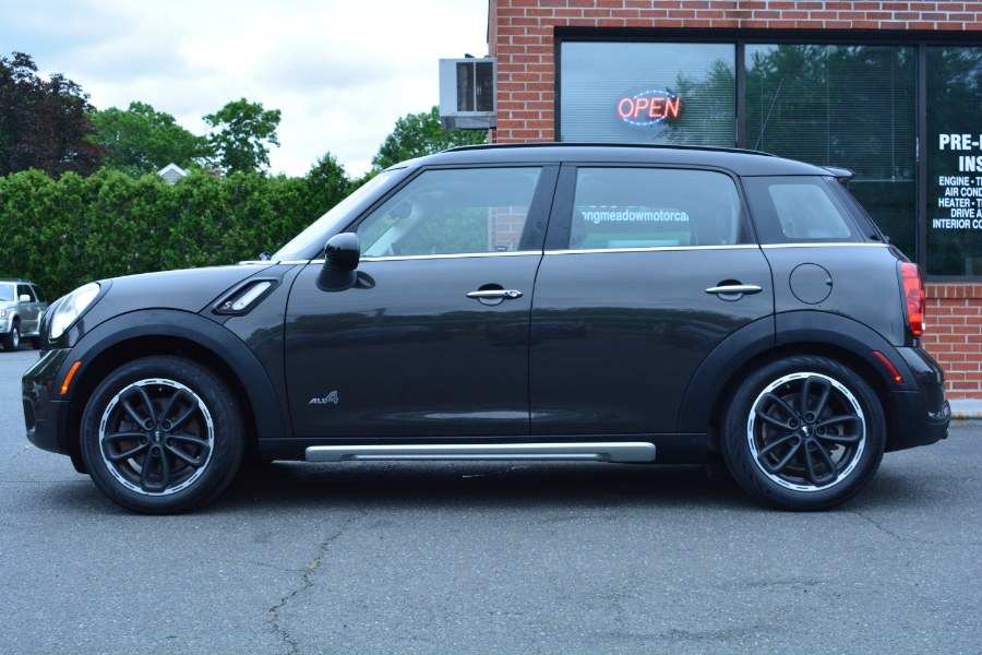 Used MINI Cooper Countryman ALL4 4dr S 2015 | Longmeadow Motor Cars. ENFIELD, Connecticut