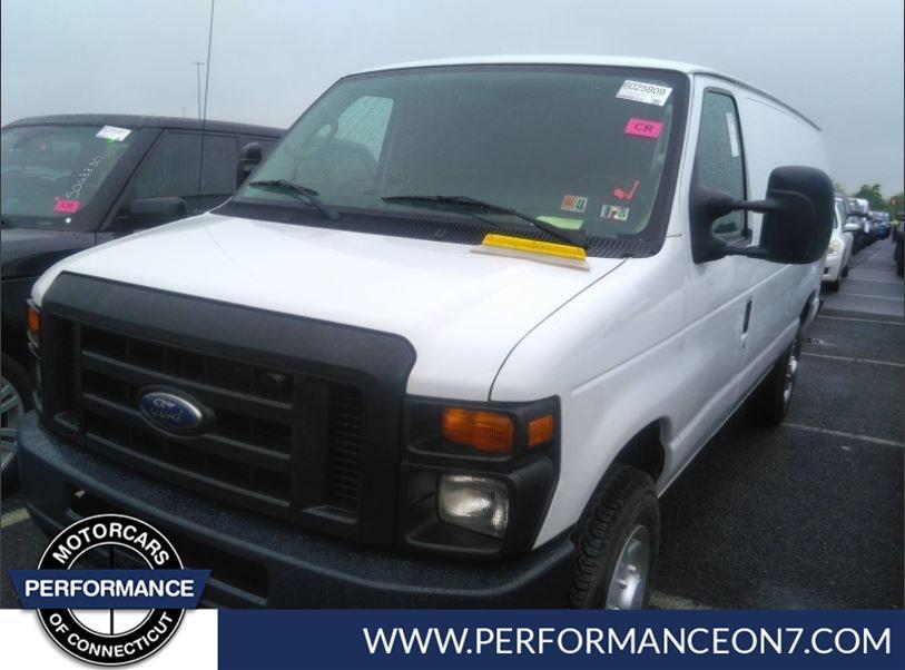 Used 2011 Ford Econoline Cargo Van in Wilton, Connecticut | Performance Motor Cars Of Connecticut LLC  . Wilton, Connecticut