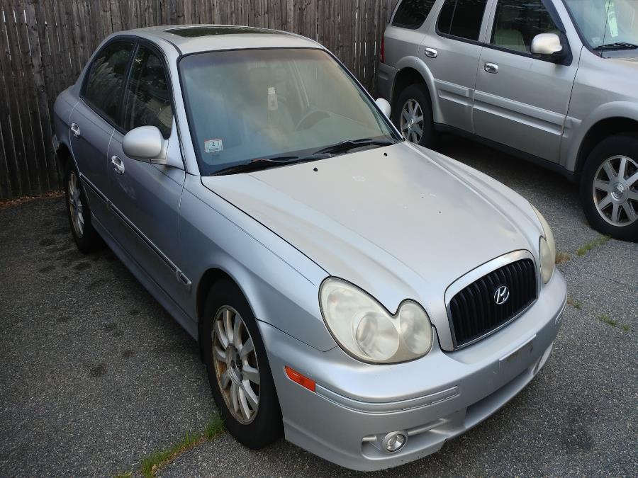 Used 2003 Hyundai Sonata in Chicopee, Massachusetts | Matts Auto Mall LLC. Chicopee, Massachusetts