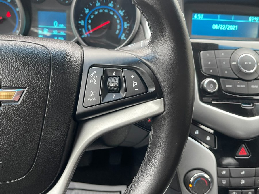 Used Chevrolet Cruze 4dr Sdn LT w/1LT 2012 | DZ Automall. Paterson, New Jersey