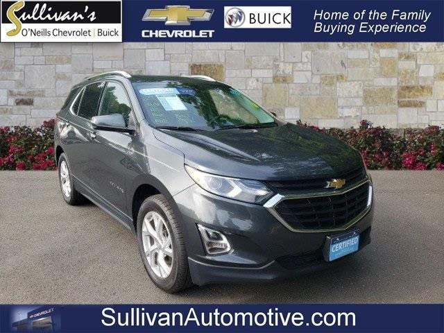 Used Chevrolet Equinox LT 2018   Sullivan Automotive Group. Avon, Connecticut