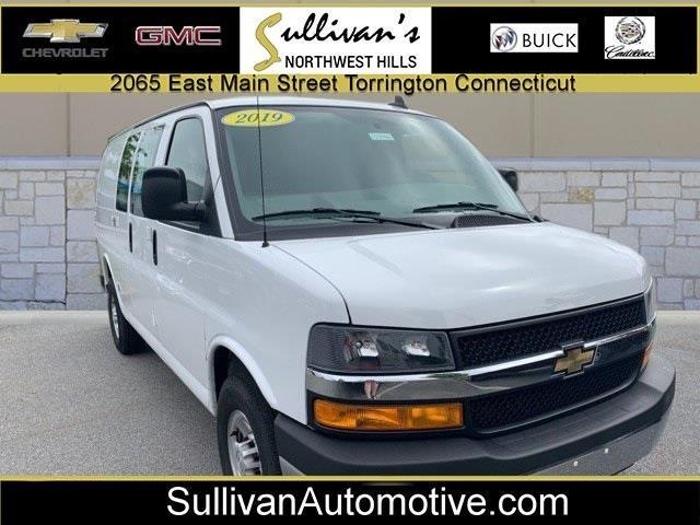 Used 2019 Chevrolet Express 2500 in Avon, Connecticut | Sullivan Automotive Group. Avon, Connecticut