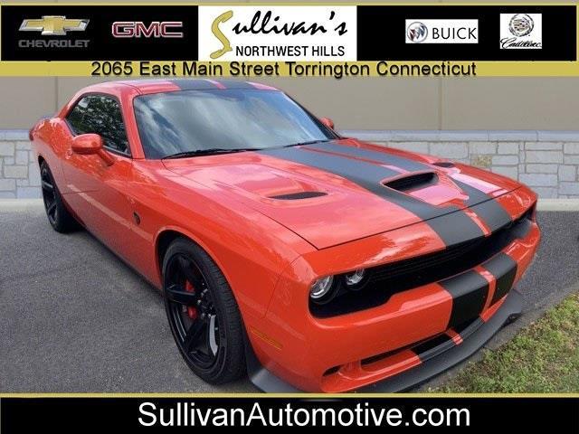 Used Dodge Challenger SRT Hellcat 2017   Sullivan Automotive Group. Avon, Connecticut