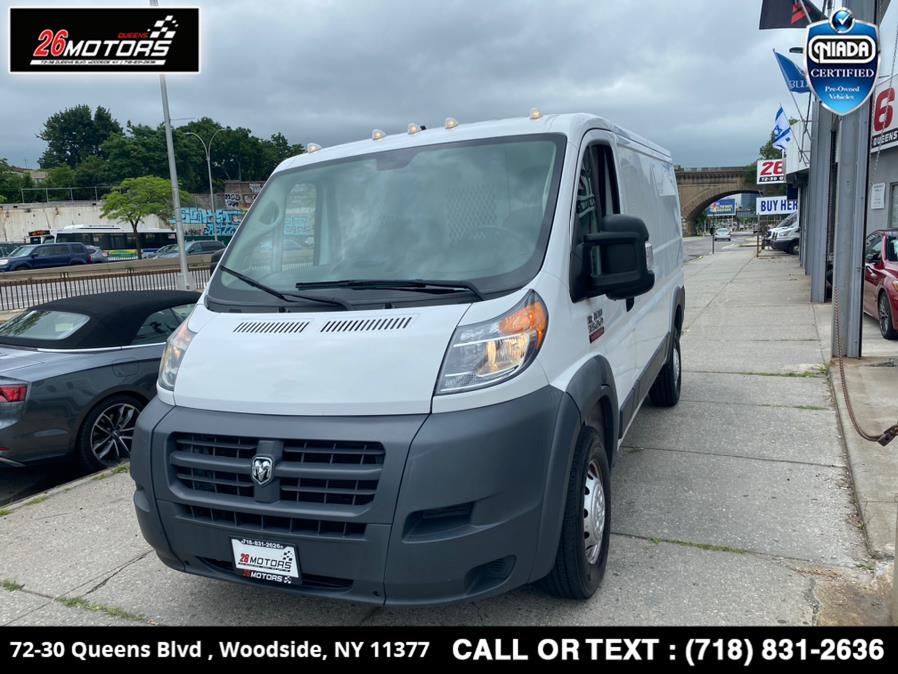 Used 2018 Ram ProMaster Cargo Van in Woodside, New York | 26 Motors Queens. Woodside, New York