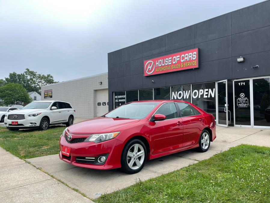 Used Toyota Camry 4dr Sdn I4 Auto LE (Natl) 2012 | House of Cars CT. Meriden, Connecticut