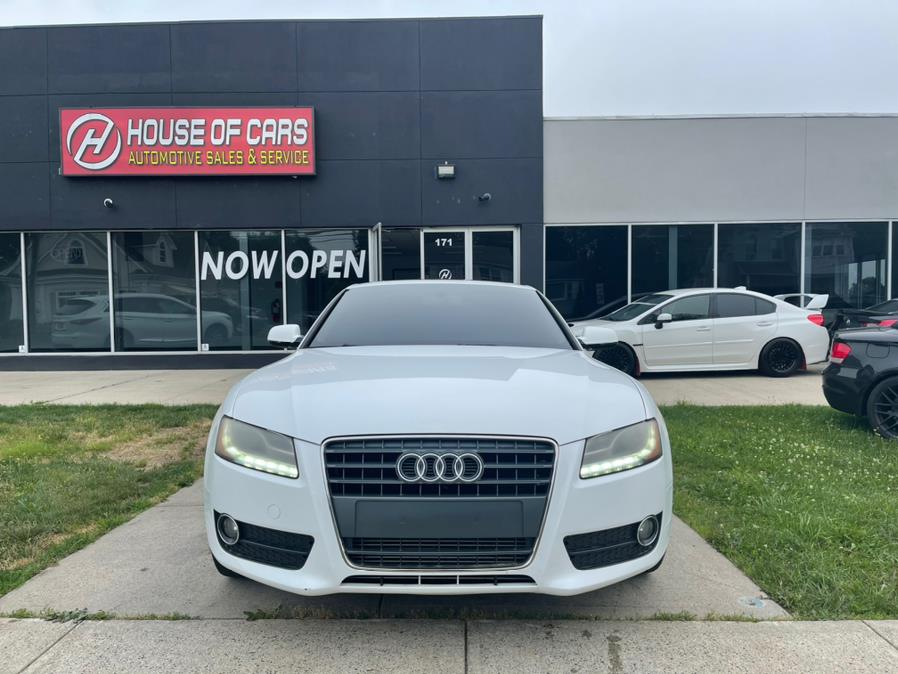 Used 2012 Audi A5 in Meriden, Connecticut | House of Cars CT. Meriden, Connecticut