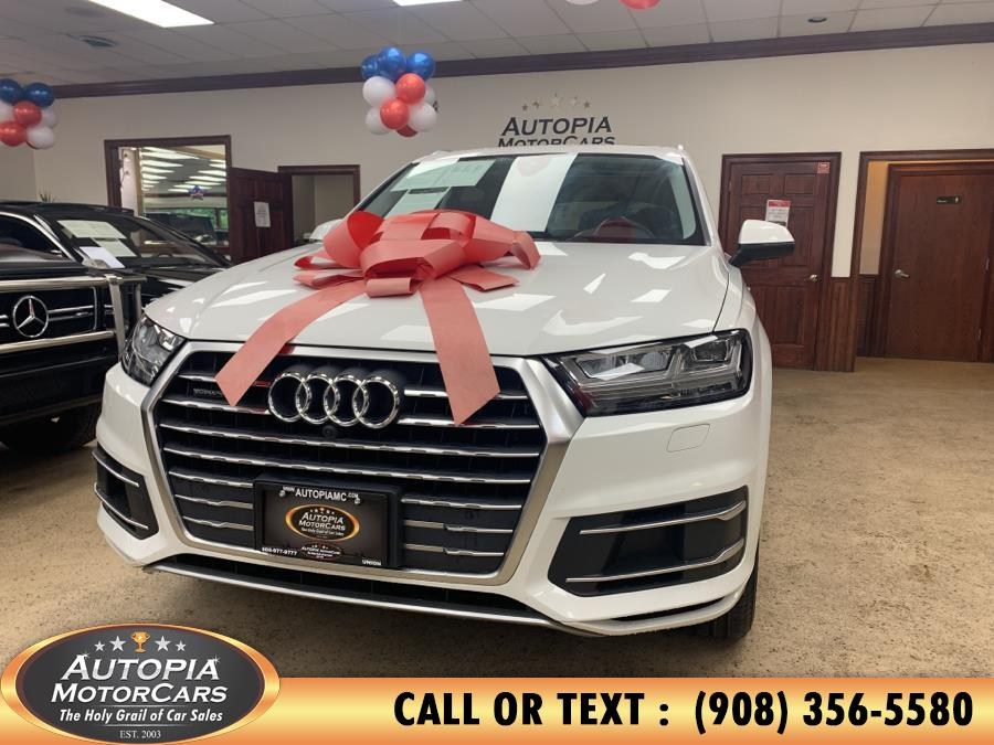 Used 2017 Audi Q7 in Union, New Jersey | Autopia Motorcars Inc. Union, New Jersey
