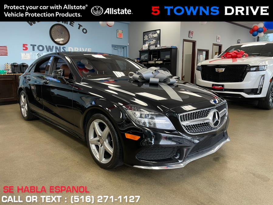 Used Mercedes-Benz CLS-Class 4dr Sdn CLS 400 4MATIC 2015   5 Towns Drive. Inwood, New York