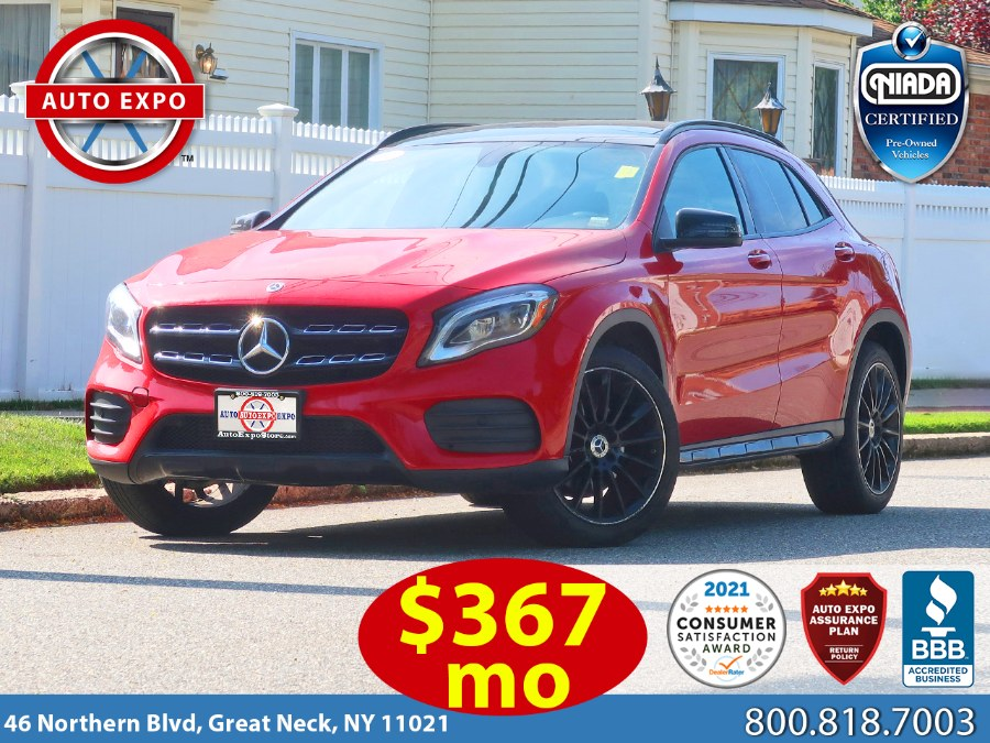 Used 2019 Mercedes-benz Gla in Great Neck, New York | Auto Expo Ent Inc.. Great Neck, New York