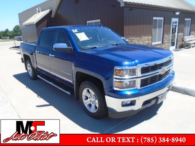Used 2014 Chevrolet Silverado 1500 in Colby, Kansas | M C Auto Outlet Inc. Colby, Kansas