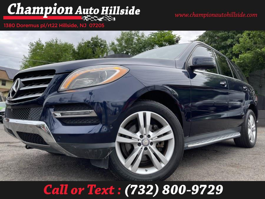 Used 2014 Mercedes-Benz M-Class in Hillside, New Jersey | Champion Auto Hillside. Hillside, New Jersey