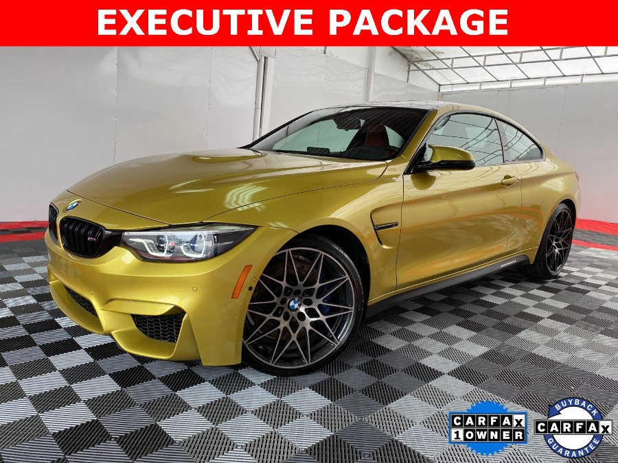 Used BMW M4 Coupe 2018   Hillside Used Cars. Jamaica, New York