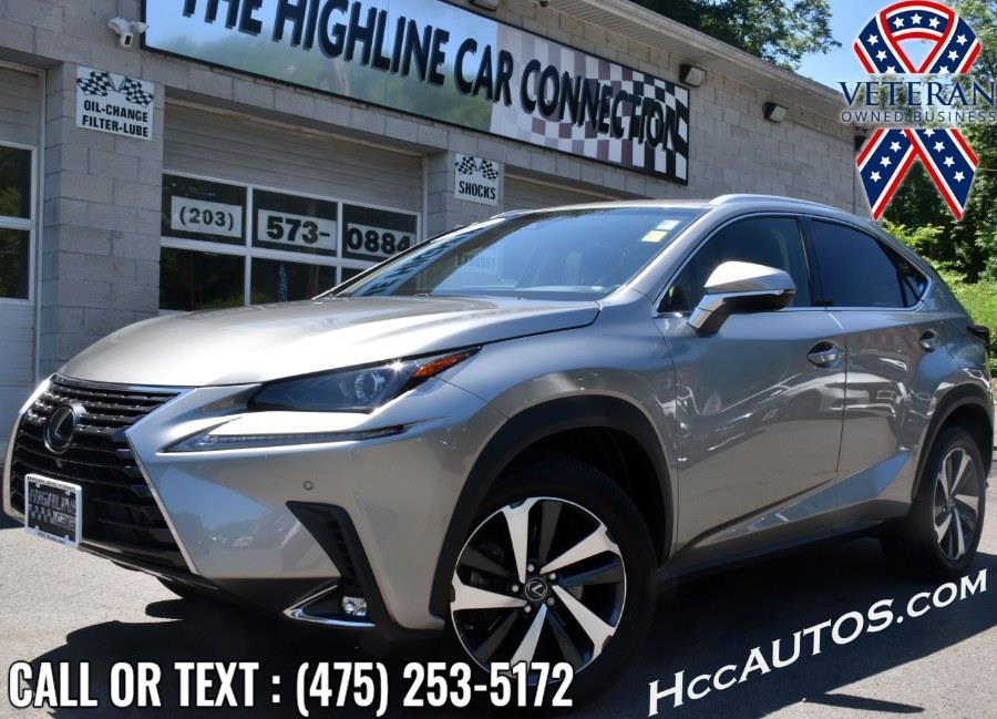 Used 2019 Lexus NX in Waterbury, Connecticut | Highline Car Connection. Waterbury, Connecticut