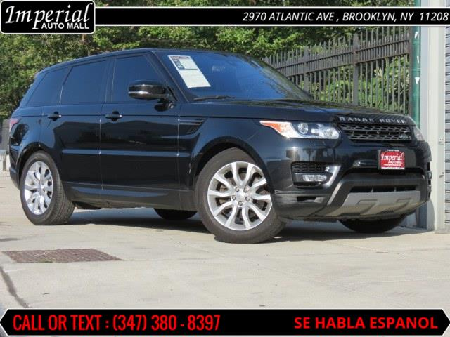 Used Land Rover Range Rover Sport 4WD 4dr V6 SE 2016   Imperial Auto Mall. Brooklyn, New York