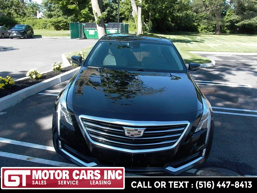 2016 Cadillac CT6 4dr Sdn 3.6L Luxury AWD, available for sale in Bellmore, NY