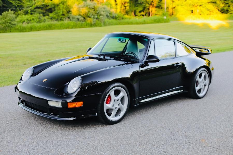 Used 1996 Porsche 911 Carrera 4 in North Salem, New York | Meccanic Shop North Inc. North Salem, New York