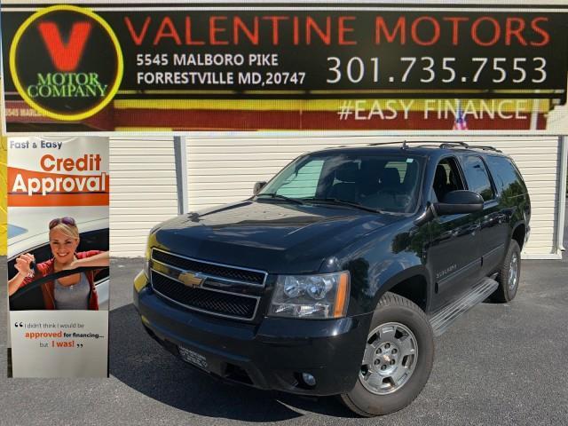 Used Chevrolet Suburban LT 2014   Valentine Motor Company. Forestville, Maryland