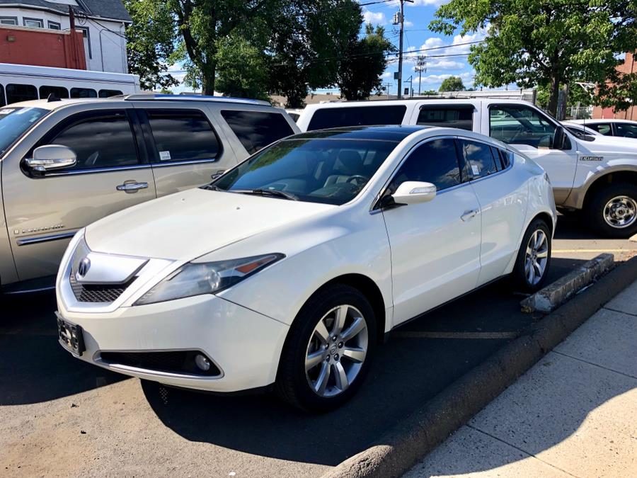 Used 2010 Acura ZDX in New Haven, Connecticut | Primetime Auto Sales and Repair. New Haven, Connecticut