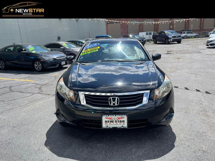 Used Honda Accord Sdn EXL NAV/SUNROOF 2010   New Star Motors. Chelsea, Massachusetts
