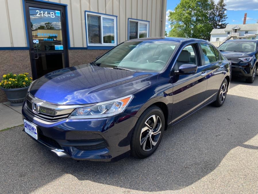 Used 2017 Honda Accord Sedan in East Windsor, Connecticut   Century Auto And Truck. East Windsor, Connecticut