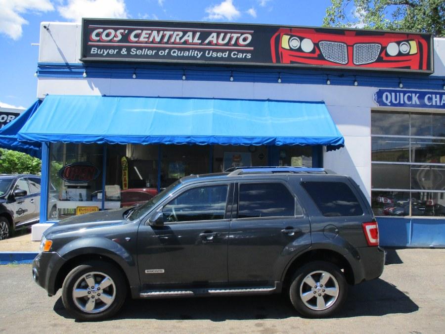 Used 2008 Ford Escape in Meriden, Connecticut   Cos Central Auto. Meriden, Connecticut