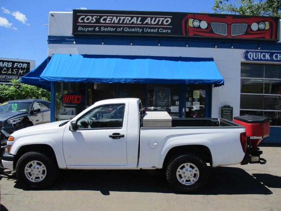 Used 2008 Chevrolet Colorado in Meriden, Connecticut | Cos Central Auto. Meriden, Connecticut