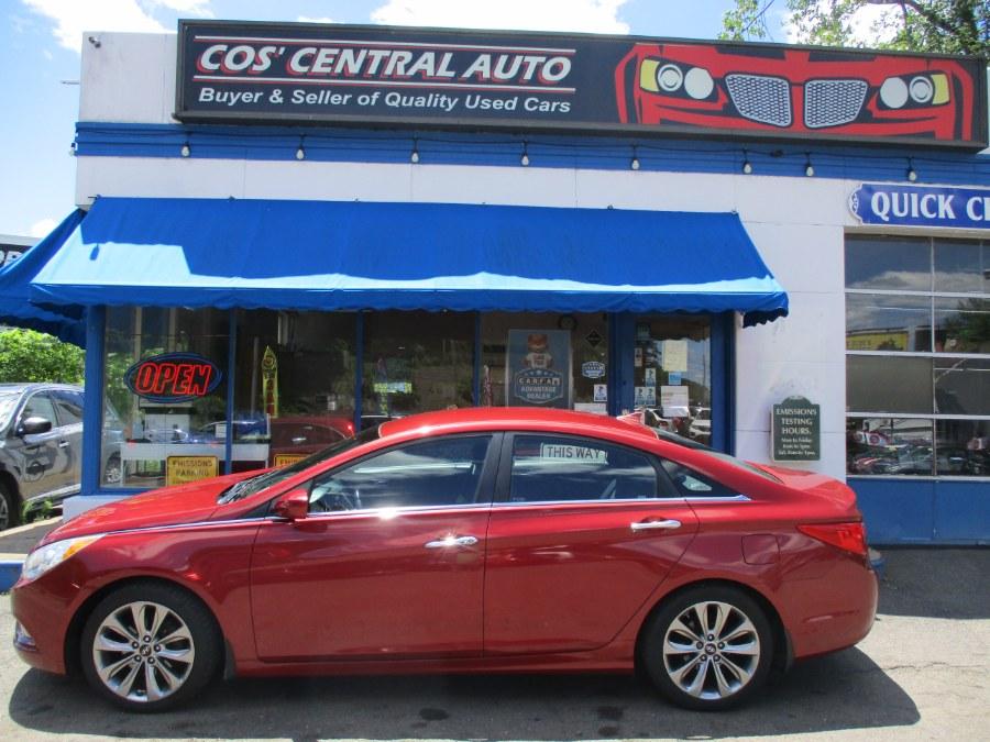 Used 2012 Hyundai Sonata in Meriden, Connecticut | Cos Central Auto. Meriden, Connecticut